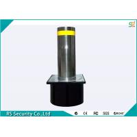 Buy cheap Retractable Decorative Security Hydraulic Bollards Cast Ductile Iron from wholesalers