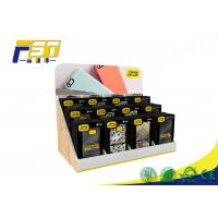 Buy cheap Foldable Retail Counter Display Cardboard Box Stands Custom Logo For Promotion from wholesalers