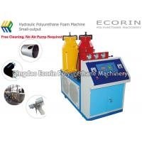Buy cheap High Pressure Polyurethane Foam Injection Machine With Hydraulic Driving System product