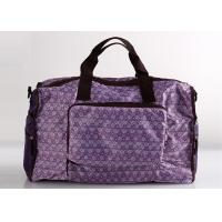 Buy cheap Foldable Sports Polyester Ladies Travel Bags For Travel And Weekend from wholesalers