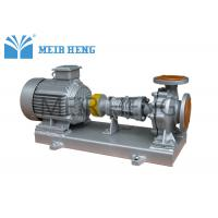 Buy cheap Centrifugal Hot Diesel Engine Oil Pump High Pressure Cast Steel Material from wholesalers