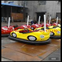 Buy cheap park games thrilling rides skynet bumper car for sale from wholesalers