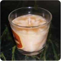 China Citronella Glass Jar Candle on sale