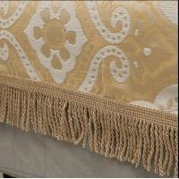 Buy cheap 5cm Tassel fringes for curtain , pillow, blanket decoration from wholesalers