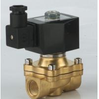 Buy cheap US model 2 way pilot operated water solenoid valve from wholesalers