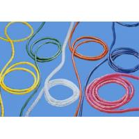 Buy cheap LDPE Spiral Wrapping Band white black color product