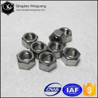 Buy cheap DIN934,Hex nuts, hexagon nut,stainless steel,ss304,ss316,carbon steel,selfcolor, galvanized from wholesalers