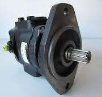 Buy cheap Genuine Gear Pump 705-12-38011 For Komatsu WA600-3 Wheel Loader from wholesalers