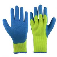 winter use terry acrylic gloves