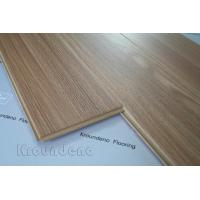 Buy cheap Teak Nature AC4 Glossy Laminate Flooring European Retro For Hotels from wholesalers