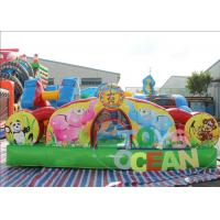 Buy cheap Kids Toys Indoor Inflatable Playground Equipment Commercial Backyard Jumper Castle from wholesalers