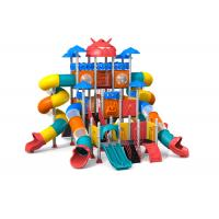 Buy cheap Gorgeous Childrens Outdoor Play Sets , Baby Outdoor Play Equipment TQ-JG1290 from wholesalers