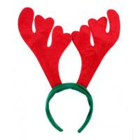 Buy cheap Holiday Party Antler Cosplay Head Hoop promotion gift product