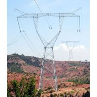 Buy cheap Steel lattice tower from wholesalers