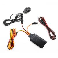 Buy cheap SOS and Mic Mini GPS Tracker for Car Real Time Tracking , Personal Gps Tracker from wholesalers