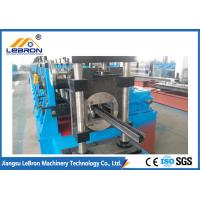 Buy cheap Solar PV Bracket Roll Forming Machine AC 45KW 20 Stations Gearbox Transmission from wholesalers