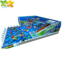 Buy cheap Ocean Theme Children Commercial Toys Equipment Prices Children Indoor Playground Equipment from wholesalers