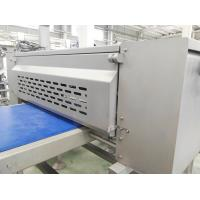 Buy cheap Auto Dough Freezing Pastry Lamination Machine For Sasuage Roll With Different Fillings from wholesalers