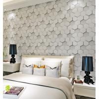 Buy cheap 3D foam 0.53*10m  classic toughness multipurpose back vinyl wallpapers from wholesalers