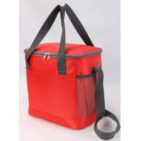 Buy cheap Red 420D polyester cooler bag -HAC13108 product