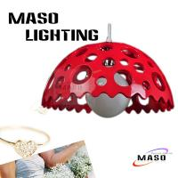 Buy cheap pendant lamp creative resin lamp living room modern brief individuality restaurant light from wholesalers