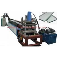 Buy cheap PLC For High Speed Light Steel Stud and Ceiling Roll Forming Machine from wholesalers