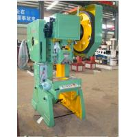 Buy cheap Industrial Hydraulic Slider Punch Press Machine With Pneumatic Punching Power from wholesalers