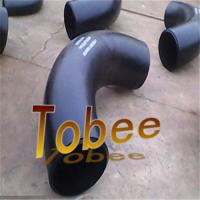 Buy cheap ASTM A234 WPB Mild steel 90 degree elbow from wholesalers