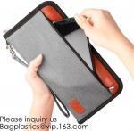 Buy cheap Blocking Cover Travel Passport Wallet Credit Card Document Organizer Passport Holder, Travel Holder Case, SAS Bag, Pack from wholesalers
