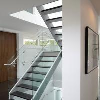Buy cheap low price 10 mm clear tempered/toughened glass for balustrade from wholesalers