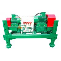 Buy cheap 1250mm Long SS 316 Drilling Mud Centrifuge for Solid Liquid Separation from wholesalers