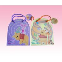 Buy cheap custom promotion Christmas paper carrier bags printing manufacturer from wholesalers