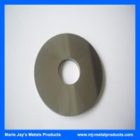 Buy cheap High quality hot selling HIP Sintered tungsten carbide disc cutters for cuttting metals from wholesalers