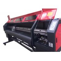Buy cheap 10.5 Feet Large Format Inkjet Printer , Eco Solvent Printer With Dx5 Dx7 Heads from wholesalers