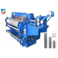 Buy cheap 2m PLC Welded Wire Mesh Machine For Metal Panel from wholesalers