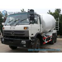 Buy cheap Dongfeng 153 White 10 Wheeler 8 M3 Beton Mixer Truck With 280 Hp Cummins Engine from wholesalers
