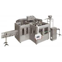 Buy cheap TurnKey Project Automatic Bottle Washing Filling And Capping Machine For PET Bottle from wholesalers