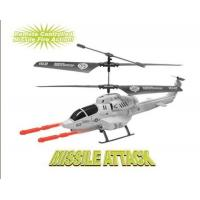 Buy cheap Cobra Helizone RC Combat Fighter 3CH Gyro Helicopter Missile Launcher from wholesalers