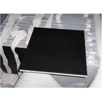 Buy cheap 400-600mm Polished Granite Stone Black Basalt Stone Basin Bathroom Sink from wholesalers