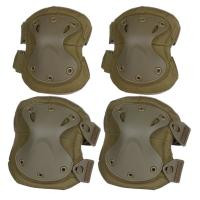 Buy cheap Tactical Combat Molle Gear Accessories Knee Protection Pads , High Safe Knee Pad from wholesalers