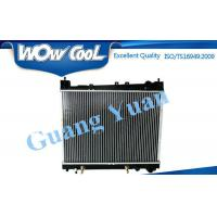 Buy cheap High Efficiency Toyota Aluminum Radiator For 2014 HIACE / QUANTUM Core Thickness 26mm from wholesalers