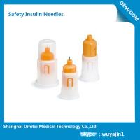 Buy cheap Customized Insulin Pen Safety Needles , Safety Pen Needles For Lantus Solostar Pen from wholesalers