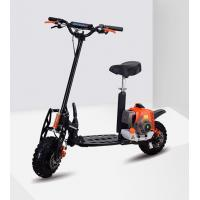 Buy cheap Two Stroke Folding Gasoline Scooters With Disc Brake And 3 Speeds Shifter 71cc Power Scooter Speed 55KM/H from wholesalers