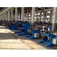 Buy cheap Pipe Welding Positioner Height Adjustable Rotating Tilting VFD from wholesalers