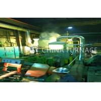 Buy cheap Bronze Plate Strip Pipe Rod Horizontal Continue Casting Machine 2 Double Strand product