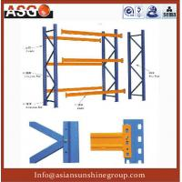 Buy cheap Selective Pallet Racking manufacturers-Storage manufacturers-made in china-ASG logistic from wholesalers