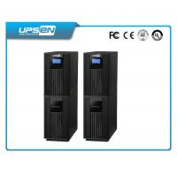 Buy cheap High Frequency Double Conversion Online UPS 6KVA / 10KVA For Home / Office / Bank / ATM / Severs / Computers / Data Room from wholesalers