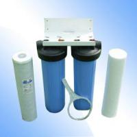 Buy cheap Dual Whole House Water Filter System (WF-B11) from wholesalers
