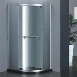 Buy cheap 2012 new design pivot quadrant shower enclosure from wholesalers