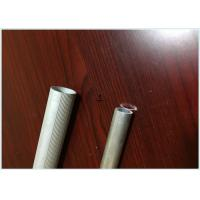 Buy cheap Dia 30mm*1.8mm  Industry Aluminum Extrusion Hollow ProfileS used In Cars, Trains from wholesalers